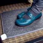Electric Cozy Toes Heated Foot Office Carpeted Mat Cold Warming FEET WARMER