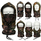 Winter Balaclava Face Mask Camouflage Hunting Head Ski Helmet Cap Headwear US