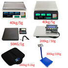 Electronic LCD Digital Scale Kitchen Food Weighing Jewelry Shop Postal Computing