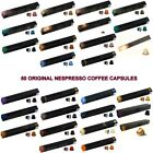 50 NESPRESSO ORIGINAL COFFEE CAPSULES PODS. CHOOSE FROM 28 BLENDS: PICK & MIX