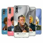 OFFICIAL DOCTOR WHO SOLO PORTRAITS SOFT GEL CASE FOR HUAWEI PHONES