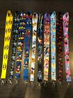 Disney lanyards - Lots of designs - Ships from Canada