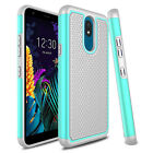 For LG Journey,Tribute Royal, K30 2019, Phone Case With Glass Screen Protector