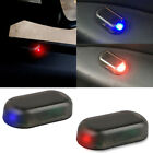 Fake Solar Car Alarm LED Lights Security Warning Theft Automatic Flash Blinking