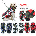 Pet Dog Clothes Winter Puppy Warm Vest Clothing Costume Outfit Reflective Coat @