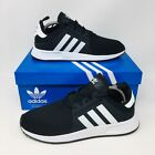Adidas Originals X_PLR Men's Athletic Shoes Black White Workout Casual Sneakers