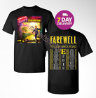 Elton John Farewell Yellow Brick Road concert tour 2019 T-Shirt All Size image