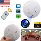 Wifi 1080P HD Spy DVR Hidden Camera Motion Smoke Detector Security DVRs Camera $26.12 USD on eBay