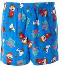 Peanuts SNOOPY ~  Men's BOXER BOXERS w/Tin  ~  Men's  S  M ~  NWT