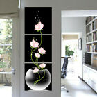 Modern Abstract Flower Art Canvas Print Painting Picture Home Room Wall Decor a
