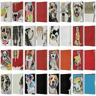 OFFICIAL MICHEL KECK DOGS 2 LEATHER PASSPORT HOLDER WALLET COVER CASE