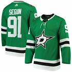 Tyler Seguin Dallas Stars adidas Home Authentic Player Jersey Kelly Green
