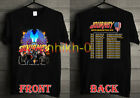 Journey Band Tour 2019 T Shirt Hard Rock Metal Music Concert Merch Def Leppard image