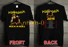 New Kid Rock Shirt Concert U.S. Tour Dates 2019 Black Men T-Shirt Size M-3XL  image