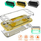 Clear Transparent Shockproof Protective Hard Case Cover For Nintendo Switch Lite