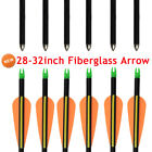 28-32inch Safety Fiberglass Arrow Youth Archery Hunting Target Practice for Kid