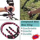 Wrist Sling Strap Braid for Archery Compound Bow Hunting Outdoor 5 Color 1X NEW
