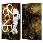 BLACK VEIL BRIDES BAND ART LEATHER BOOK CASE FOR MICROSOFT SURFACE TABLETS