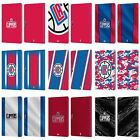 NBA LOS ANGELES CLIPPERS LEATHER BOOK WALLET CASE FOR MICROSOFT SURFACE TABLETS on eBay