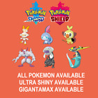Any Custom 6IV Shiny and Gigantamax Pokémon Sword & Pokemon Shield CHEAP
