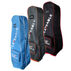 Deluxe Zipper Golf Club Bag Travel Flight Rain Cover - Flodable