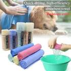 Rapid Water Absorption Pet Towel Soft Quickly Drying Magic Dog Cat Bath Towel