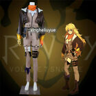 The seventh season RWBY Season 7 Yang Xiao Long Cosplay Costume Jacket Pants