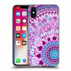 OFFICIAL JOAN OF ART MANDALA SOFT GEL CASE FOR APPLE iPHONE PHONES