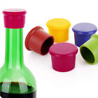 1/2/5Reusable Silicone Wine Beer Bottle Caps Stopper Drink Savers Sealer Best M0 günstig