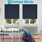 +SAMPLES ONLY* BLACKOUT ROLLER BLINDS In 30 DIFFERENT COLOURS +SAMPLES ONLY +