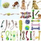 Funny Rope Ball Pet Dog Chew Bite Toy Puppy Doggy Teeth Training Interactive Toy