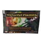 2020 Colorful Mystic Flames Fire for party Little magic tricks for bonfire party