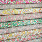 Liberty Spring Garden Fabric / quilting floral pink betsy yellow nursery dress