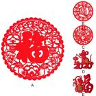 2020 Chinese New Year Of Rat Spring Festival Wall Glass Decals Stickers Decor