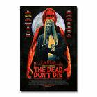 20A173 The Dead Dont Die Jim Jarmusch Movie Canavs Art Poster Silk Deco
