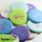 PRODIGY MINI MARKER DISC *pick color and stamp* Hyzer Farm disc golf MINI
