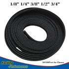 1 8 1 4 3 8 1 2 3 4 Expandable Wire Cable Sleeving Sheathing Braided Loom