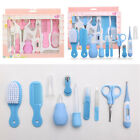 Kyпить 10pcs Baby Newborn Health Care Set Nail Hair Brush Thermometer Kid Grooming Kit. на еВаy.соm