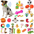 Pet Dog Puppy Chew Toy Squeaker Squeaky Sound Soft Plush Play Training Toy