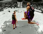 Toronto Raptors Vince Carter NBA Basketball Unsigned Photo Picture 8x10 Dunk Duo on eBay