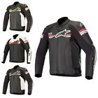Alpinestars GP-R V2 Tech Air Compatible Leather Motorbike Riding Jacket