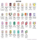 Easter & Spring 🌷🌷🌷 inspired designs ~ Jamberry nail wraps HALF sheets