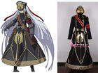 Re:CREATORS Military Uniform Princess Altair Cosplay Costume Outfit Dress Suit=