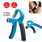 Metal Heavy Strength Exercise Gripper Hand Grippers Grip Forearm Wrist Grips