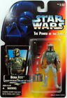 Star Wars Power of the  Force Red Card $6.65 USD on eBay