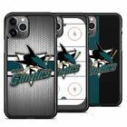 San Jose Sharks Ice Hockey Team Hard Case Cover for iPhone XR XS 11 Pro Max $8.75 USD on eBay