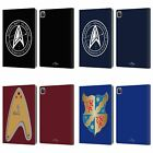 OFFICIAL STAR TREK: PICARD BADGES LEATHER BOOK WALLET CASE COVER FOR APPLE iPAD on eBay