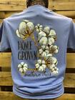 Southern Chics Apparel Home Grown Cotton Girlie Bright T Shirt