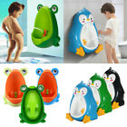 Kyпить Frog Kids Toddler Potty Toilet Training Children Urinal Boy Pee Trainer Bathroom на еВаy.соm