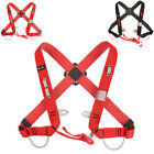Climbing Rope Safety Belt Hardness Mountaineering Strap Fall Protection Rescue